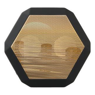 Schritte auf dem Ozean - 3D übertragen Schwarze Bluetooth Lautsprecher
