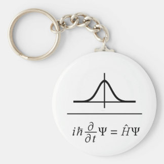Schrödinger Gleichung Schlüsselanhänger