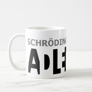 Schrödingers Katze ist??? Kaffeetasse