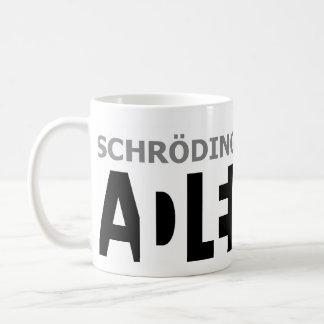 Schrödingers Katze ist??? Tasse