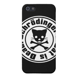 Schrodingers Katze ist tot iPhone 5 Cover