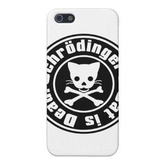 Schrodingers Katze ist tot iPhone 5 Hülle
