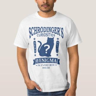 Schrodingers Katzen-tote oder lebendige T-Shirt