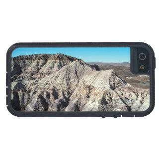 Schroffe Blau-MESA-Ödland-Wüsten-Berge iPhone 5 Hülle