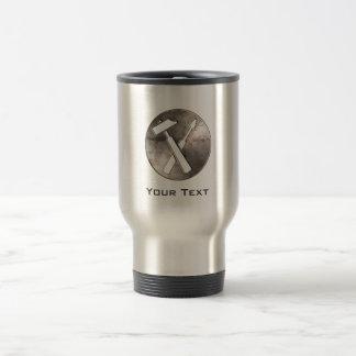 Schroffe Tischler-Werkzeuge Kaffeetassen