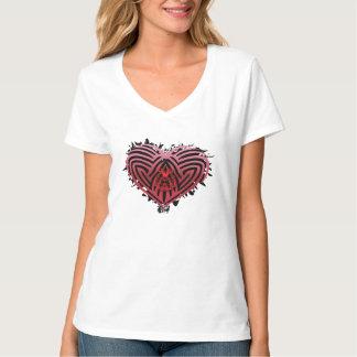 Schroffes Heartz T-Shirt