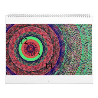 Schrullig, Quisling, Quidnunc Kalender