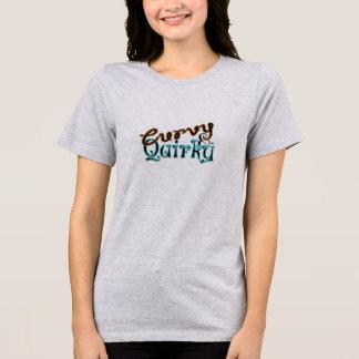 Schrullig und Curvey T-shirt