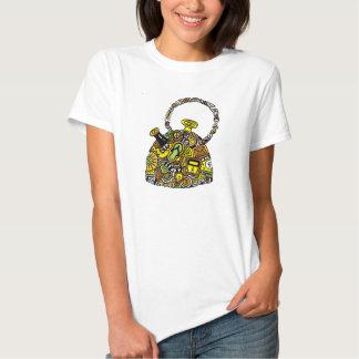 Schrulliger Kessel Zenscrawl T-Shirts