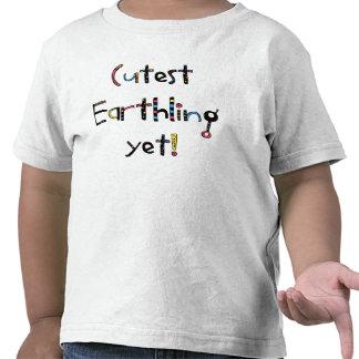 Schrulliger niedlichster Erdenbürger schon! Rotes  T-Shirts