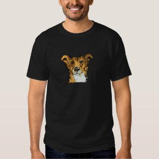 Schrulliger, wunderlicher Hund T Shirt
