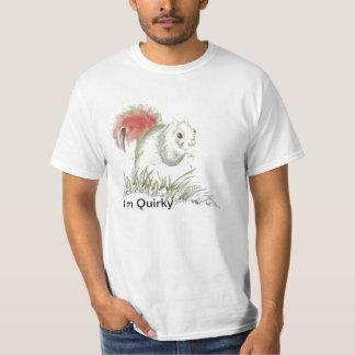 Schrulliges Eichhörnchen T Shirt
