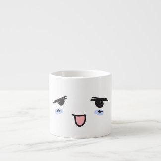 Schüchtern und schüchtern espressotasse
