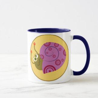 Schüchterne Schnecke Tasse