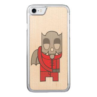 Schüchterner kleiner Teufel Carved iPhone 8/7 Hülle
