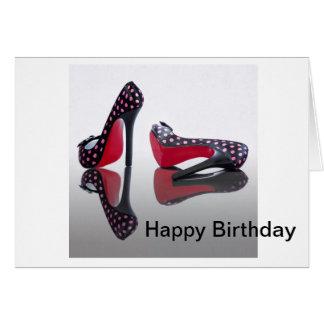 Schuh-prachtvolle Schuhe Karte