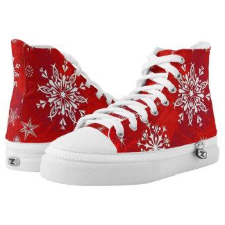Schuhe der fantastisches Weihnachtshohe