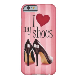 Schuhe der Liebe I Barely There iPhone 6 Hülle
