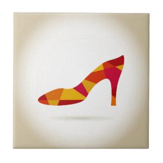 Schuhe Fliese