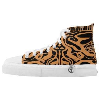 Schuhe mit hightop