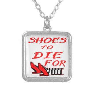 Schuhe, zum für zu sterben amulett