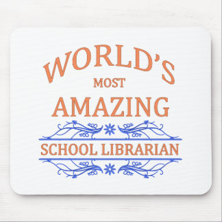 Schulbibliothekar Mauspads