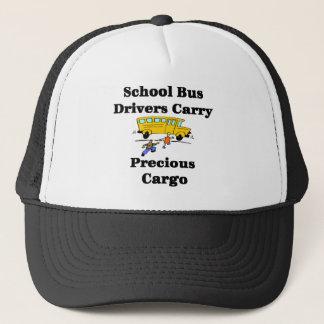 Schulbus-Fahrer-Hut Truckerkappe