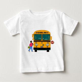 Schulbus-Laden Baby T-shirt