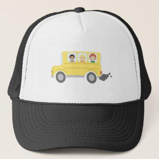 Schulbus Truckerkappe