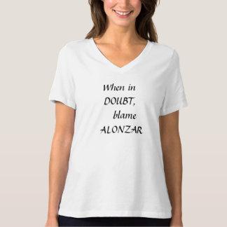 Schuld Alonzar! T-Shirt