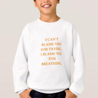 Schuld Sweatshirt