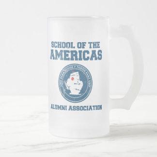 Schule der Amerika-Schüler Kaffeetassen