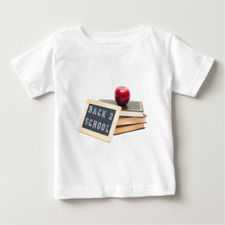 Schule der Rückseiten-2 Baby T-shirt