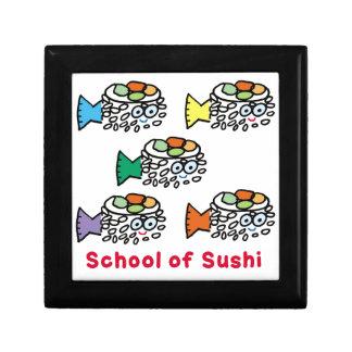 Schule der Sushi Geschenkbox
