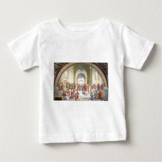 Schule RAPHAEL von Athen (Plato und Aristoteles) Baby T-shirt