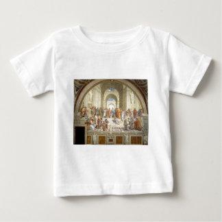 Schule von Athen Baby T-shirt