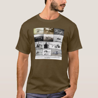 Schultern von Giants-Hubschrauber T-Shirt