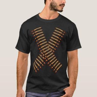 Schulterriemen gekreuzte Kugel-Gurte mit hinterem T-Shirt