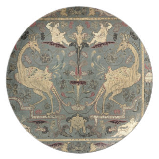 Schürze des Renaissanceentwurfs, 17. Jahrhundert ( Party Teller