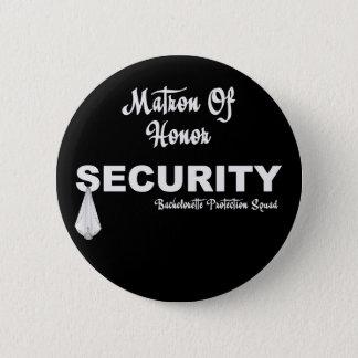 Schutz-Gruppe KRW Bachelorette Runder Button 5,1 Cm