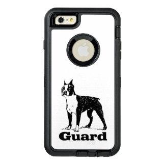 Schutz-Hund Boston Terrier OtterBox iPhone 6/6s Plus Hülle