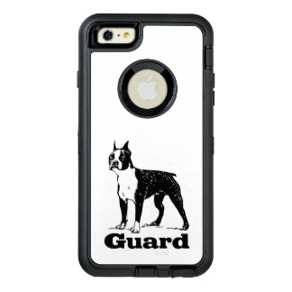 Schutz-Hund Boston Terrier OtterBox iPhone 6/6s Plus Hülle
