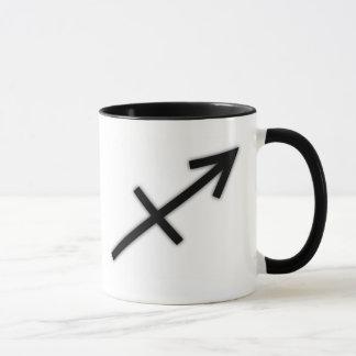 Schütze-Kaffee-Tasse Tasse