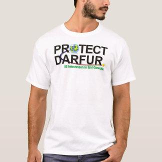 Schützen Sie Darfur T-Shirt