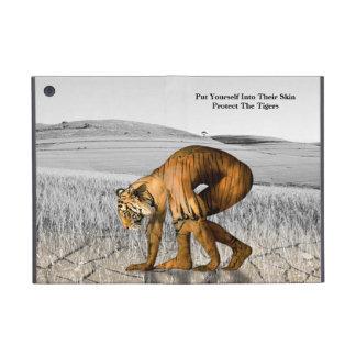 Schützen Sie die Tiger iPad Mini Hüllen