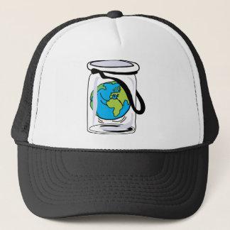 Schützen Sie die Welt Truckerkappe