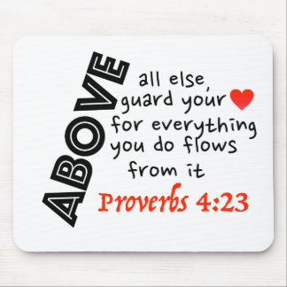 Schützen Sie Ihr Herz!! Mauspad