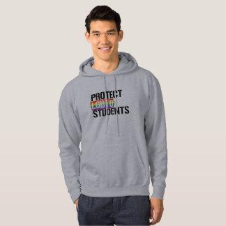 Schützen Sie LGBTQ Studenten - - LGBTQ Rechte - Hoodie