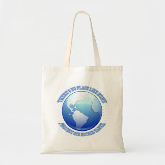 Schützen Sie Mutter Erde Budget Stoffbeutel