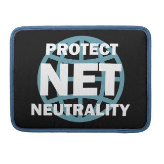Schützen Sie Nettoneutralität Sleeve Für MacBook Pro